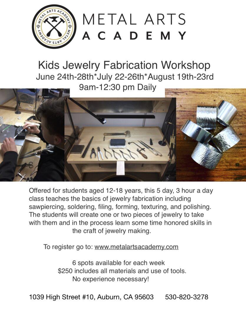 Kids workshop flier jpeg